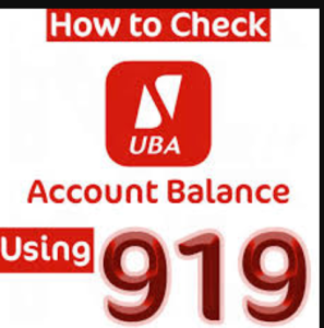 how to check uba account number