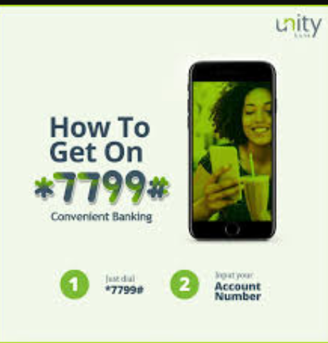 Activate Unity bank ussd